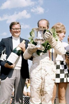 July 12, 1970: Denny Hulme takes Watkins Glen Can-Am win - his first in the D-spec #McLaren M8.
