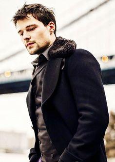 Danila Kozlovsky//male, adult, scruff, facial hair, brown hair, brown eyes, Russian... My everything