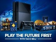 Sony teams with Taco Bell for PS4 promotion - GameSpot.com