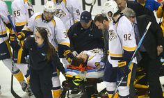 Kevin Fiala set to miss remainder of the playoffs with broken femur = Bad news for Nashville Predators forward Kevin Fiala. The 20-year-old Switzerland native was stretchered off the ice after crashing into the boards on Wednesday night, during Nashville's 4-3 victory over the St. Louis Blues to kick off the second round of the playoffs. It has been confirmed that he sustained…..