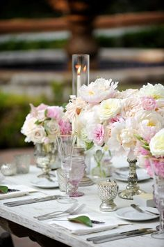 AN INTERTWINED EVENT: CHARMING PINK WEDDING AT RANCHO LAS LOMAS | Intertwined Weddings & Events | Gavin Wade Photography Romantic Wedding, Blush, OC Wedding