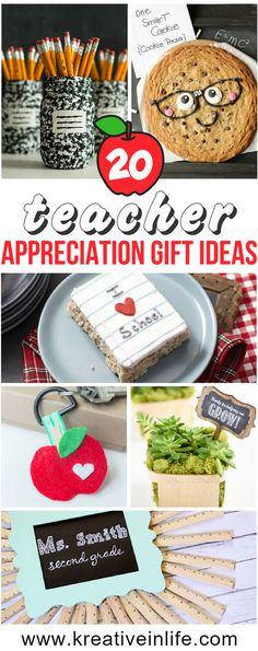 20 Teacher Appreciat