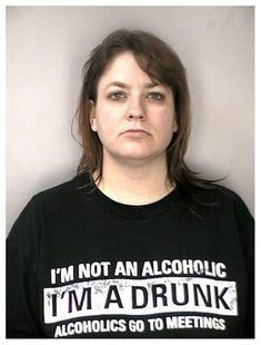 Bad Family Photos: my drunk sister-in-law's sister's cousin's DUI mugshot