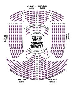 Image result for circle in the square theater