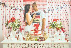 CASO REAL: O chá-de-panela feito pelo noivo Max para a noiva Tuane