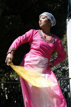 Traditional Filipino Dancer