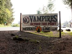 Twilight`Forks Washington