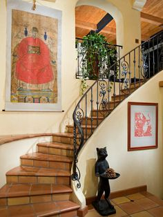 Mediterranean Spaces Design, Pictures, Remodel, Decor and Ideas - page 518