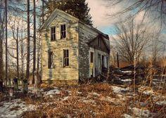 Forsaken Places: The Gullock House .............   Life goes on