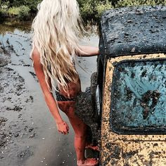 Dirty Jeep Girl <3