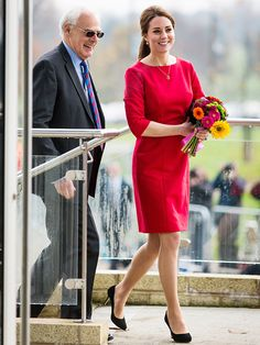 The Duchess of Cambridge attends the launch of each  hospices appeal at the Norfolk Showground | November 25th 2014.