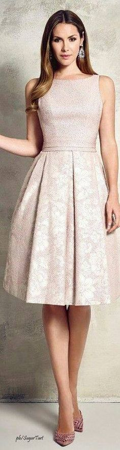 Pretty dress for special occasions.