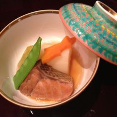 Kaiseki (tea-ceremony dishes)