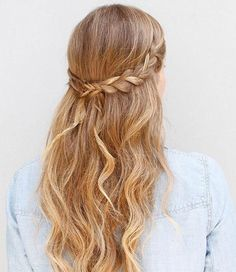 Homecoming Hairstyles to Slay the Night Homecoming Hairstyles to Slay the NightHere are some homecoming hairstyles ideas; Are you searching for beautiful homecoming hairstyles? Cute Braided Hairstyles, Dance Hairstyles, Pretty Hairstyles, Hairstyle Braid, Wedding Hairstyles, Cute Down Hairstyles, Hairstyle Ideas, Half Up Half Down Hairstyles, Cute Hairstyles For Homecoming