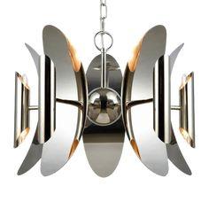 // Lighting House™ Modern Pendant Light, Pendant Lights, Lighting, Silver, Hanging Lights, Hanging Pendants, Lights, Lightning, Pendant Lamps