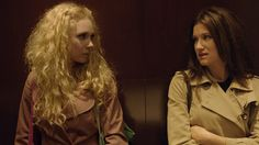 Afternoon Delight -- it's one of the programmers favorites and I trust her.  Cast:  Kathryn Hahn, Juno Temple, Josh Radnor, Jane Lynch