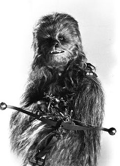 Peter Mayhew returns as the loveable Chewbacca the Wookiee, and soon proves his worth as a mean bowcaster/crossbow blaster weapon user, in . Han Solo And Chewbacca, Tribal Warrior, Star Wars Facts, Star Wars Rpg, Star Trek, Star Wars Tattoo, Episode Iv, The Phantom Menace, A New Hope
