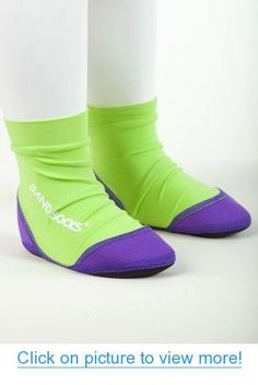 Sand Socks soft-soled snorkeling booties (toddler/child)