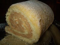 Dans les casseroles de GG: Gâteau roulé au sucre à la crème
