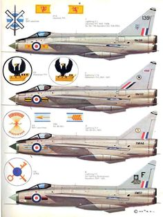37 English Electric-BAC Lightning Page 33-960
