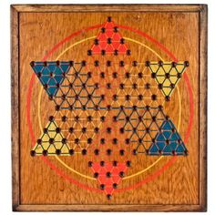 Two-Sided Chinese Checkers