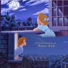 Wendy / Peter Pan