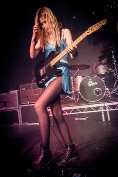 Wolf Alice: The Junction, Cambridge - photo review | Louder Than War