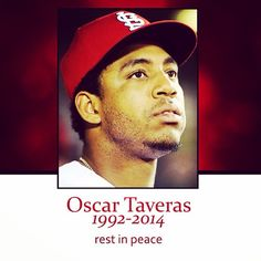 #RIPOscar You will be missed @STLCardinals 1992-2014