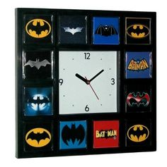 History of Batman Bat Signal Movie TV Show Comics Clock , http://www.amazon.com/dp/B0050F2TEA/ref=cm_sw_r_pi_dp_RxJLrb0XCQVSS