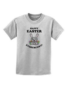 TooLoud Happy Easter Everybunny Childrens T-Shirt