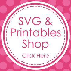 Free SVG files for your Silhouette Cameo- Really cute stuff!