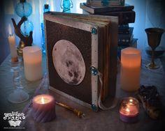 AL libro de luna llena la orden de libro diario diario por OddSoul
