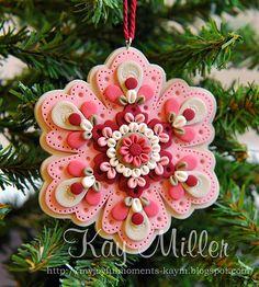 My Joyful Moments: Polymer Clay Ornaments