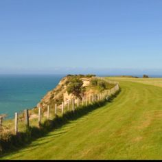 Cape Kidnappers GC in New Zealand. Don't go left!