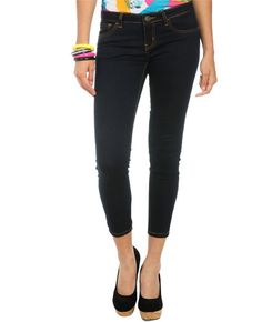 5 Pocket Ankle Length Jean from WetSeal.com