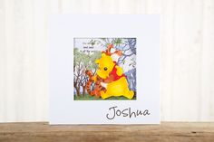 Don't miss the World launch of the Disney Winnie-the-Pooh craft collection, Monday 12th December at on Create and Craft TV!