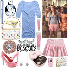 """Mean Girls"" by metalheavy on Polyvore"