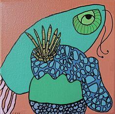 paintings - rachelle ray