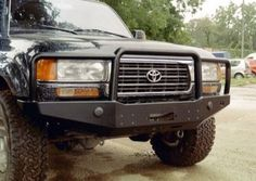 Up bumpers - MORE 4x4