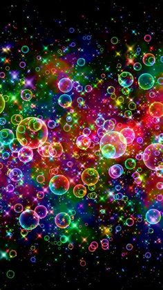 Rainbow Colored Soap Bubbles iPhone 6 Plus HD Wallpaper Bubbles Wallpaper, Rainbow Wallpaper, Colorful Wallpaper, Galaxy Wallpaper, Artistic Wallpaper, Glitter Wallpaper, Colors Of The World, Free Iphone Wallpaper, Wallpaper Backgrounds