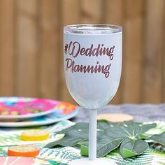 Wedding Planning Wine Glass/Bride Wine Glass/bWedding Shower Wine Glass/Hen Party Drinkware/Bride to Be Wine Glass/Wedding Shower Gift Bride Wine Glass, Drinkware, Wedding Planning, Shower, How To Plan, Drinks, Tableware, Unique Jewelry, Handmade Gifts