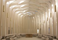 Bishop Edward King Chapel, Oxford / Níall McLaughlin Architects