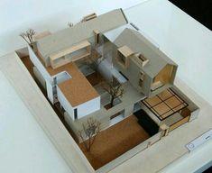 Новини Maquette Architecture, Architecture Model Making, Architecture Student, Concept Architecture, Architecture Design, Architecture Illustrations, Drawing Architecture, Architecture Graphics, Casas Containers