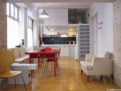 blog de decoração - Arquitrecos: Cama suspensa, quarto suspenso , mezanino ou cama loft?