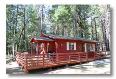 Small 2 bedroom cabin, only 432 Sq. Ft. Free domestic & international calls (40 countries) land lines only  Amenities  Standard Features:Amenities:  Fully-Equipped Kitchen  Microwave  Coffeemaker  Toaster  ...