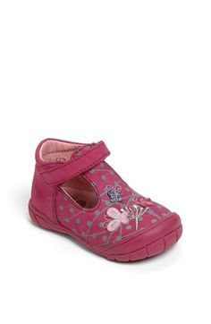 Kio Trend 'Adelaide' Mary Jane (Baby & Walker) available at #Nordstrom