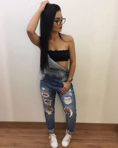 Read cap 3 party dolor de cabeza 😂🙄 from the story desobediente ( noriel) by Brichudanger (Brichu) with 552 reads. Tumblr Outfits, Trendy Outfits, Girl Outfits, Cute Outfits, Fashion Outfits, Moda Outfits, Love Fashion, Girl Fashion, Womens Fashion