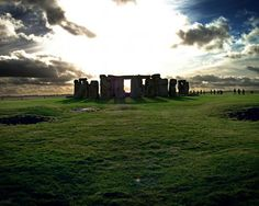Stonehenge, Europe. Can't wait to visit here!