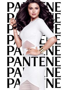 This example for Pantene is a slightly more visually interesting version of another hair brand print ad. However, almost all beauty ads in general are just a shot of a model with nice makeup or hair and a product shot in the corner with body copy to explain and all are repetitive, overdone and boring.