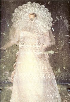 """reciprocates: """" Gown designed by Eiko Ishioka for Bram Stoker's Dracula, directed by Francis Ford Coppola. Fashion Tv, Holiday Fashion, Bridal Gowns, Wedding Gowns, Eiko Ishioka, Bram Stoker's Dracula, Dracula Film, Japanese Costume, Movie Costumes"""